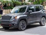 SUV rẻ nhất của Jeep về Việt Nam