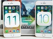 Hướng dẫn hạ cấp từ iOS 11 xuống iOS 10.3.3