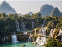 Ngắm vẻ thơ mộng của thác nước đẹp nhất nhì thế giới ngay tại Việt Nam