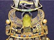 Mặt dây chuyền của vua Tutankhamun được chế từ sao chổi