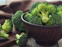 Loại rau tuyệt vời có tác dụng ngừa ung thư