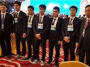 Việt Nam đoạt 4 huy chương vàng Olympic Vật lý quốc tế