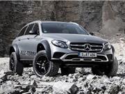 Mercedes E-class phiên bản địa hình hàng 'độc'