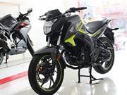 Honda CB Hornet 160R 2017 giá hơn 70 triệu về Việt Nam