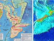 Thám hiểm lục địa thứ 8 chìm dưới Thái Bình Dương