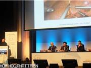 Nhóm bác sĩ phẫu thuật nội soi cắt gan đoạt giải thưởng lớn trên trường quốc tế
