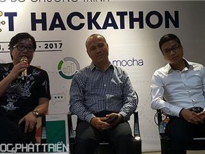 Vietnam IoT Hackathon 2017 giành 600 triệu đồng tìm kiếm startup Việt tài năng