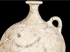 Biểu tượng mặt cười lâu đời nhất thế giới trên bình 4.000 năm