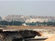 Để tái khai thác mỏ sắt Thạch Khê, cần giải quyết 5 vấn đề