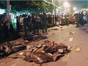 CLIP HOT NGÀY 26/7: Tai nạn kinh hoàng ở TPHCM, sư tử xé xác lợn bướu