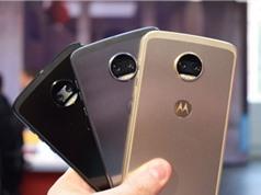 Motorola ra mắt Moto Z2 Force Edition: Chip Snapdragon 835, RAM 6 GB, camera kép