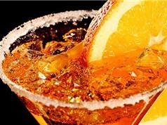 Tự ngâm rượu vỏ cam giúp kích thích tiêu hóa, trị ho