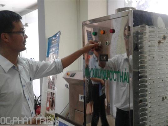 Xử lý nước thải bằng công nghệ plasma: Hiệu quả kinh tế tăng 30% so với công nghệ truyền thống