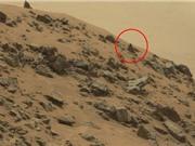 Rò rỉ tài liệu của CIA về kim tự tháp trên sao Hỏa?