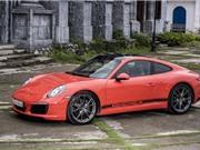 Porsche 911 giá 8 tỷ - hình mẫu của xe thể thao Đức