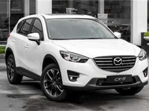 Mazda CX-5 2016 giảm giá cực sốc