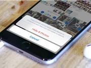 Hướng dẫn giấu hình ảnh trên thiết bị iOS không cần dùng ứng dụng hỗ trợ