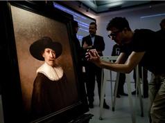 Robot vẽ tranh: Bức tranh thuộc sở hữu của ai ?
