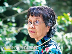 PGS-TS Lê Thị Đức Hạnh: Người sưu tầm tư liệu trở thành nhà nghiên cứu văn học