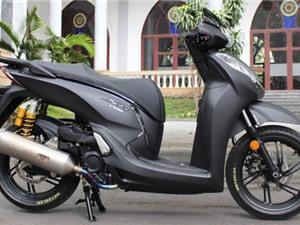 Chiêm ngưỡng Honda SH 300i độ độc đáo tại Sài Thành