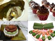 Món ngon trong tuần: Bánh giò, mắm cà chua ngọt, thịt chưng mắm tép, bánh cupcake