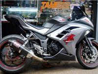 Kawasaki Ninja 300 độ siêu môtô ZX10R của dân chơi Việt