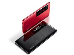 Cận cảnh smartphone 2 màn hình, camera kép, RAM 4 GB