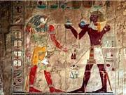 Người ngoài hành tinh xuất hiện từ thời Ai Cập cổ đại?
