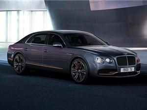 Bentley Flying Spur bản đặc biệt ra mắt thị trường Việt