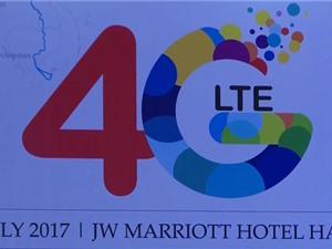 Năm 2017 là thời điểm cuộc đua 4G bùng nổ tại Việt Nam