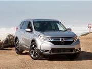 Top 10 xe SUV và crossover đáng mua nhất năm 2017