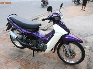 """Chùm ảnh xe Suzuki """"xì po"""" đời 99 giá 200 triệu tại Việt Nam"""