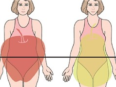 Chỉ số giữa chiều cao và cân nặng chưa chuẩn để đánh giá béo phì