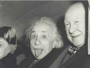 """Bán đấu giá bức ảnh """"siêu hài hước"""" của Albert Einstein"""