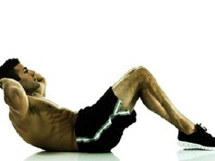 Clip: Bí quyết tập cơ bụng 6 múi nhanh và hiệu quả