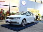 Cận cảnh Volkswagen Jetta giá 990 triệu tại Hà Nội