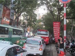 TP.HCM cấm xe khách dừng đỗ trên một số tuyến đường