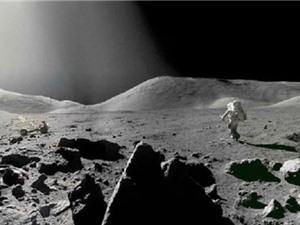 Mặt Trăng có thể chứa rất nhiều nước