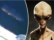 Phát hiện phi thuyền của người ngoài hành tinh giám sát Trái đất?