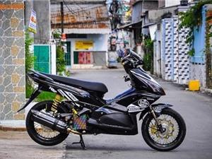 """Honda Air Blade Thái độ cực """"độc"""" của dân chơi Việt"""
