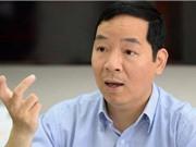 Thành viên tổ tư vấn kinh tế của Thủ tướng: Tiến sỹ Vũ Thành Tự Anh