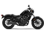 Honda Rebel 500 ra mắt thị trường ĐNÁ giá 7.500 USD