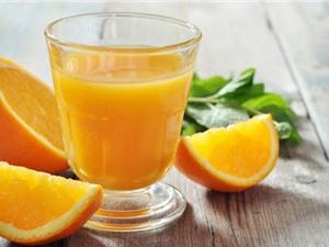 Hướng dẫn giải rượu, bia nhanh chóng bằng nước cam
