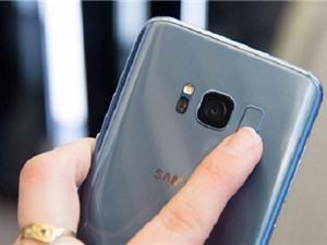 Hướng dẫn kích hoạt tính năng dùng cảm biến vân tay trên Galaxy S8 điều hướng thanh thông báo