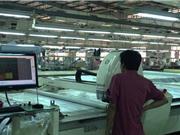 IntelloCut - công nghệ cắt tiết kiệm vải