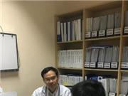 Ung thư tinh hoàn: Căn bệnh không dấu hiệu