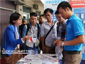 TPHCM: Hơn 100 doanh nghiệp giới thiệu công nghệ mới tại triển lãm VietAd 2017