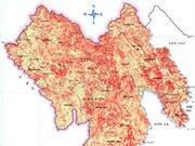 Điều tra thoái hóa đất ở Điện Biên, Lai Châu bằng công nghệ viễn thám