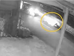 Clip: Ford Everest tông chết người nhặt rác trên đường rồi bỏ chạy