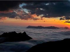 """Vẻ đẹp kỳ bí của """"đại dương mây"""" ngay tại Việt Nam"""